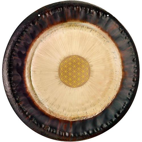 Meinl Sonic Energy G24-FOL 24-Inch Flower of Life Gong; 128 Hz, C3