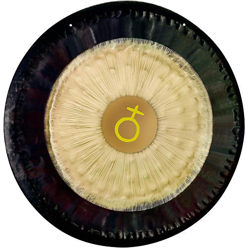 Meinl Sonic Energy Platonic Year Planetary Tuned Gong 28 in.