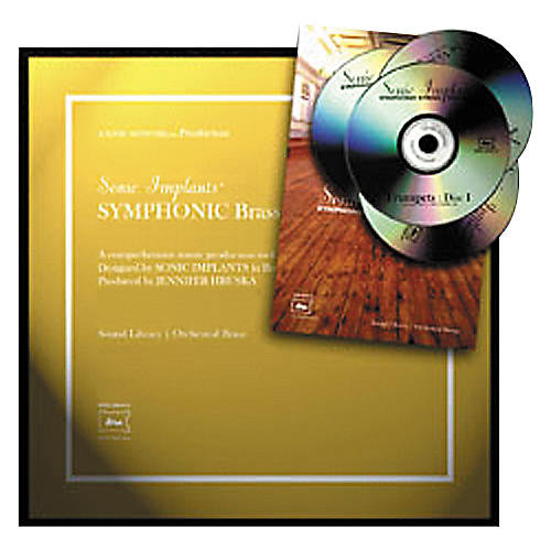 Sonivox Sonic Implants Symphonic Brass Collection