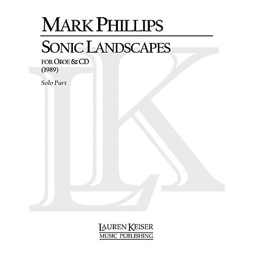 Lauren Keiser Music Publishing Sonic Landscapes (Solo Part) LKM Music Series by Mark Phillips-thumbnail