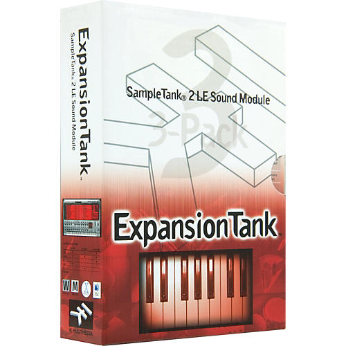 Expansion Tank Sonic Reality Volume 5 3-Pack