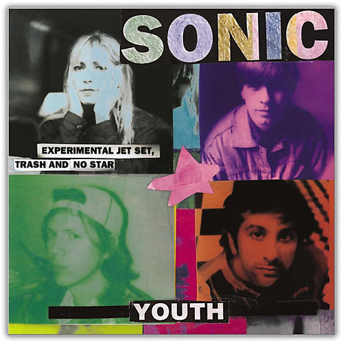 Universal Music Group Sonic Youth - Experimental Jet Set, Trash and No Star