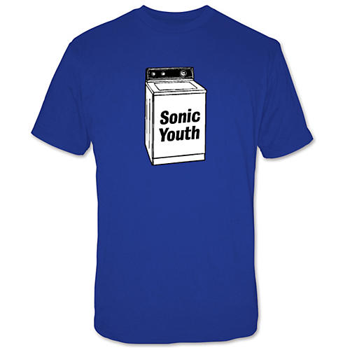 Fea Merchandising Sonic Youth - Washing Machine T-Shirt