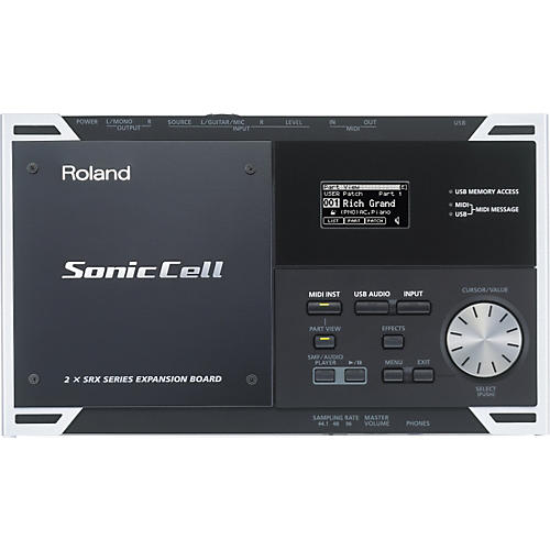 Roland SonicCell 128-Voice Expandable Synth Module with Audio Interface-thumbnail