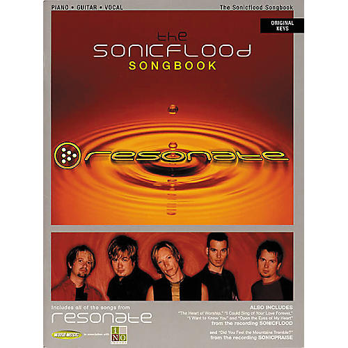 Word Music Sonicflood - Resonate Piano, Vocal, Guitar Songbook