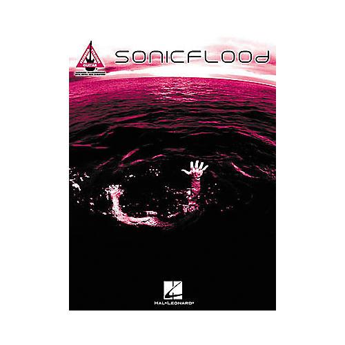 Hal Leonard Sonicflood Guitar Tab Book-thumbnail