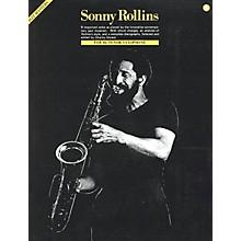 Music Sales Sonny Rollins - Jazz Masters Series Music Sales America Series Performed by Sonny Rollins