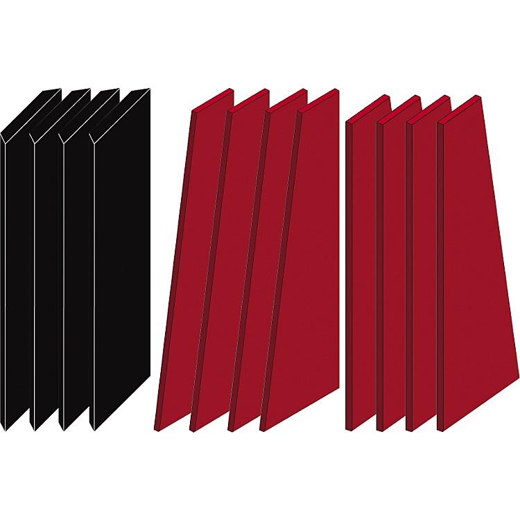 AuralexSonoSuede HT SystemBlack/Red