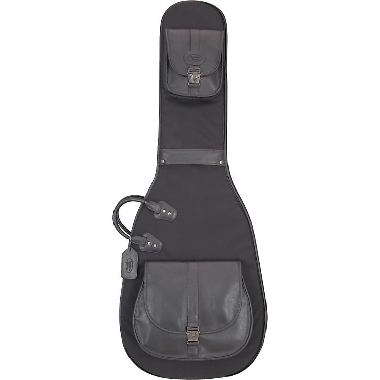 Reunion BluesSonoma Electric Bass Gig BagBlack NylonGunmetal Hardware