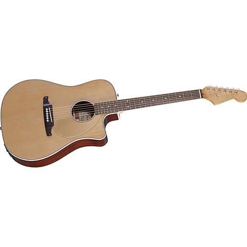 Fender Sonoran Acoustic-Electric Thinline Guitar