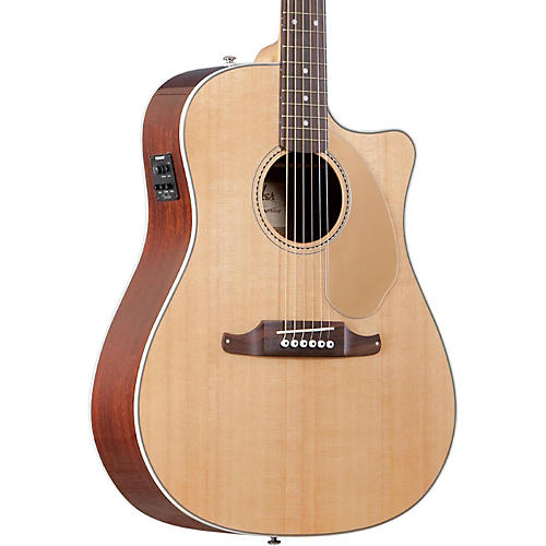 Fender Sonoran SCE Acoustic-Electric Guitar Natural