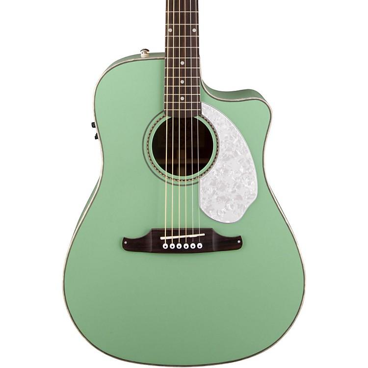 gallery green fender electric guitars. Black Bedroom Furniture Sets. Home Design Ideas