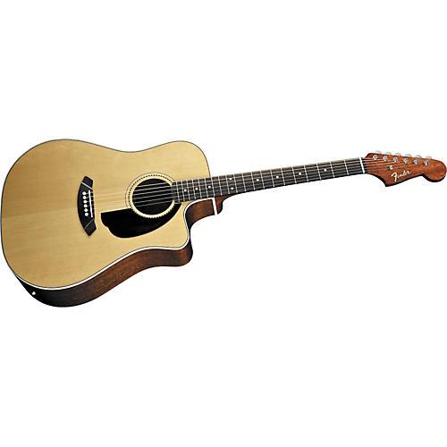 fender sonoran sce cutaway acoustic electric dreadnought guitar musician 39 s friend. Black Bedroom Furniture Sets. Home Design Ideas