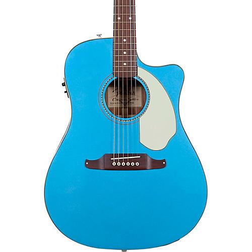 fender sonoran sce v2 acoustic electric guitar lake placid blue musician 39 s friend. Black Bedroom Furniture Sets. Home Design Ideas