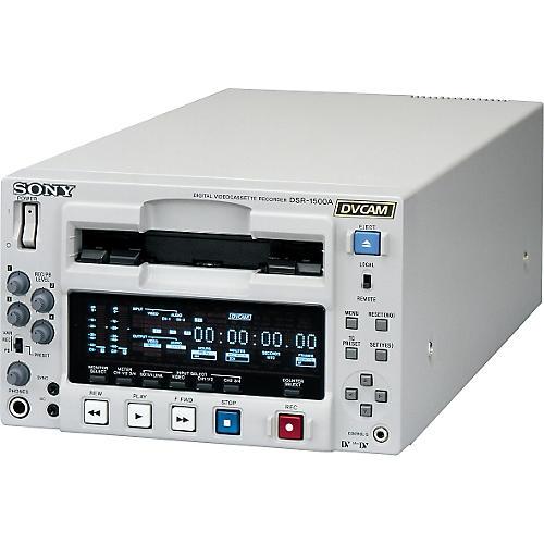 Sony Sony DSR 1500A DVCAM Recorder