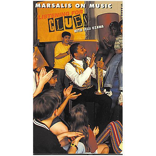 Sony Sony Music SVH66489 CDs Tap Marsalis On Music Lstn-thumbnail