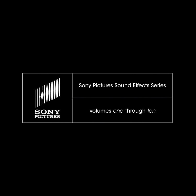 SonySony Pictures Sound Effects Series 1-10Software Download