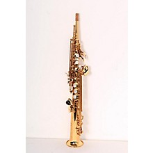 MACSAX Soprano Saxophone Level 2 Honey Gold Lacquer 888365781020