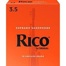 Rico Soprano Saxophone Reeds, Box of 10