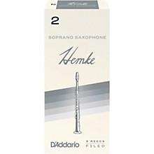 Frederick Hemke Soprano Saxophone Reeds Strength 2 Box of 5