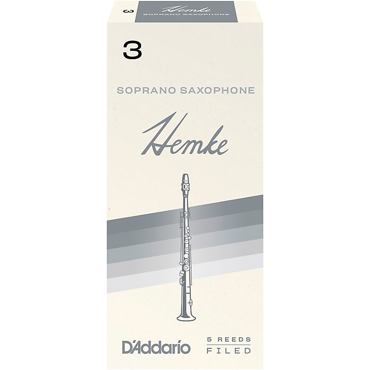 Frederick Hemke Soprano Saxophone Reeds Strength 2 Box of 5