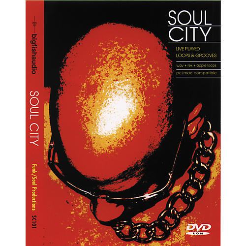 Big Fish Soul City Audio Loops