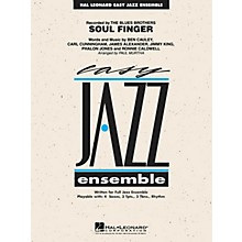 Hal Leonard Soul Finger Jazz Band Level 2 Arranged by Paul Murtha