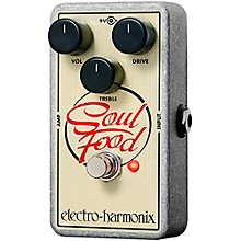 Electro-Harmonix Soul Food Overdrive Guitar Effects Pedal Level 1