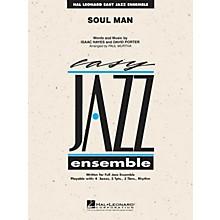 Hal Leonard Soul Man (Includes Online Audio Backing Tracks) Jazz Band Level 2 Arranged by Paul Murtha