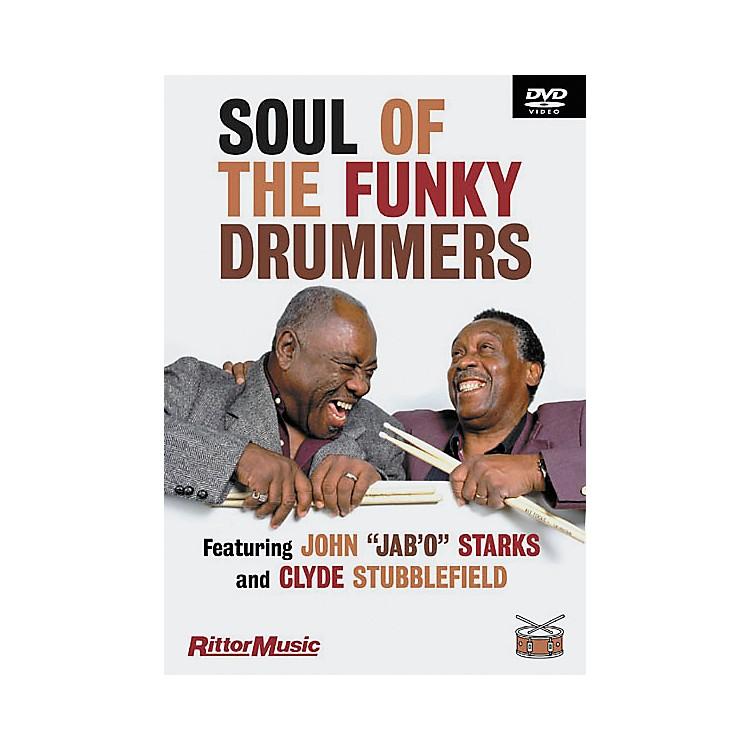 Hal LeonardSoul of the Funky Drummers (DVD)
