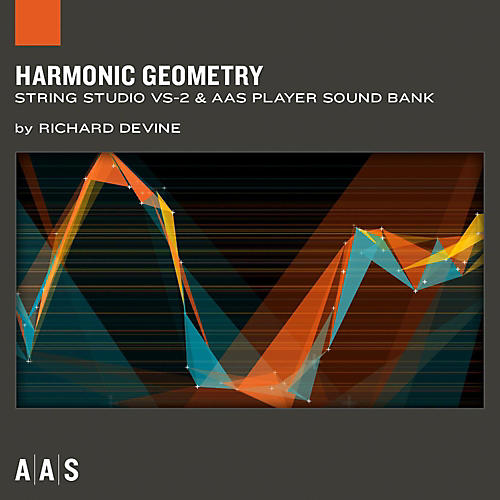 Applied Acoustics Systems Sound Bank Series String Studio VS-2 - Harmonic Geometry-thumbnail
