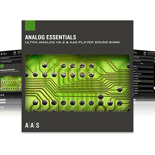 Applied Acoustics Systems Sound Bank Series Ultra Analog VA-2 - Analog Essentials-thumbnail