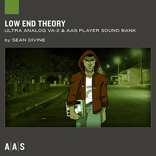 Applied Acoustics Systems Sound Bank Series Ultra Analog VA-2 - Low End Theory-thumbnail