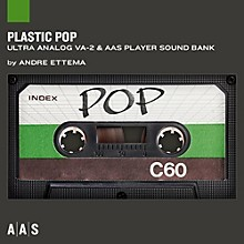 Applied Acoustics Systems Sound Bank Series Ultra Analog VA-2 - Plastic Pop