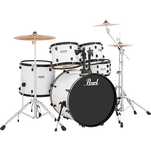 Pearl Sound Check 5-Piece Shell Pack Pure White