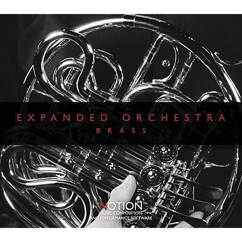 Notion Sound Expansion Kit: Expanded Brass