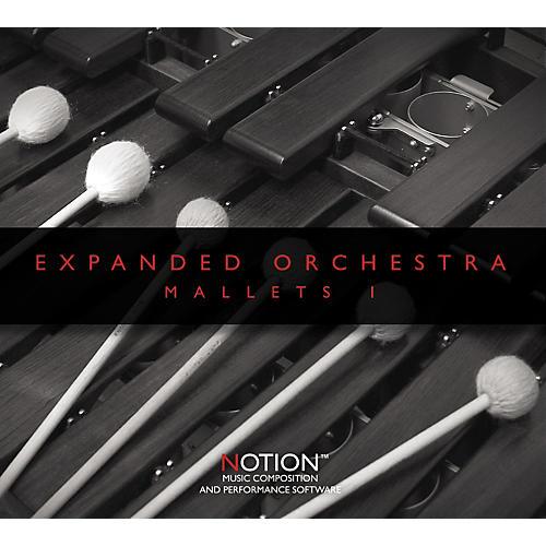 Notion Sound Expansion Kit: Expanded Mallets I