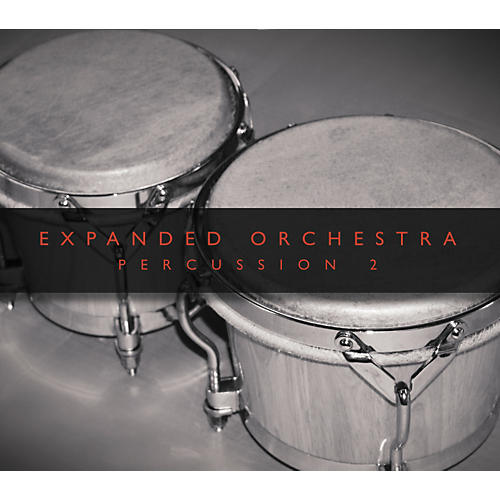 Notion Sound Expansion Kit: Expanded Percussion II