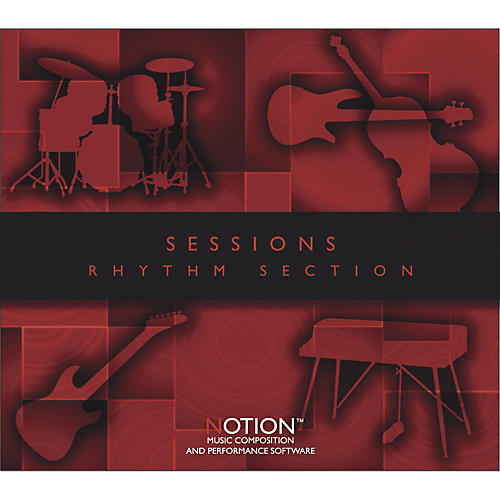 Notion Sound Expansion Kit: Rhythm Section
