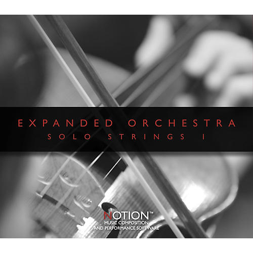 Notion Sound Expansion Kit: Solo Strings I