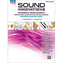 Alfred Sound Innovations Concert Band Ensemble Development Advanced Bass Clarinet