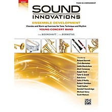 Alfred Sound Innovations for Concert Band - Ensemble Development for Young Concert Band Piano