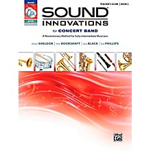 Alfred Sound Innovations for Concert Band Book 2 Conductor's Score Book
