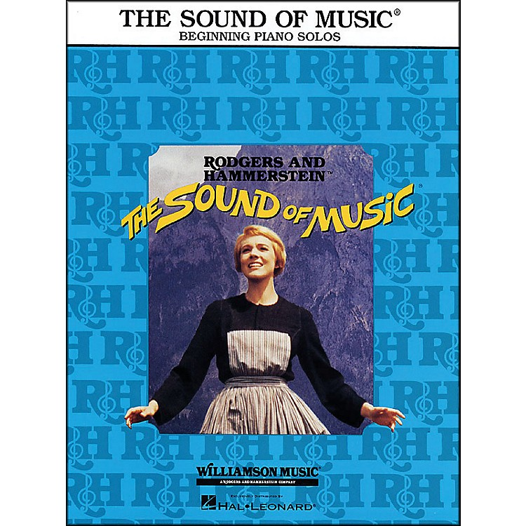 Hal Leonard Sound Of Music Beginning Piano Solos