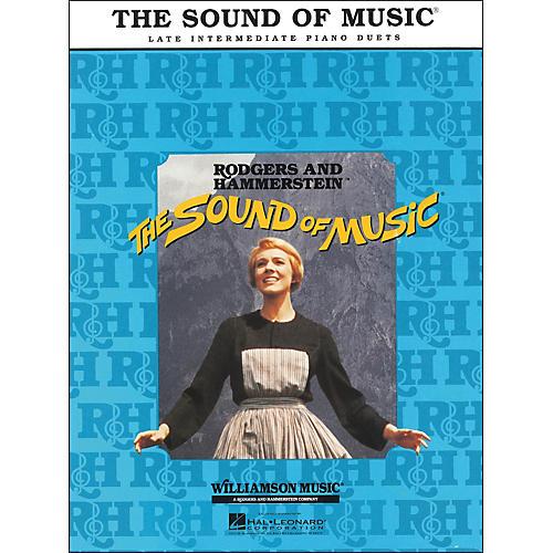 Hal Leonard Sound Of Music Piano Duets-thumbnail