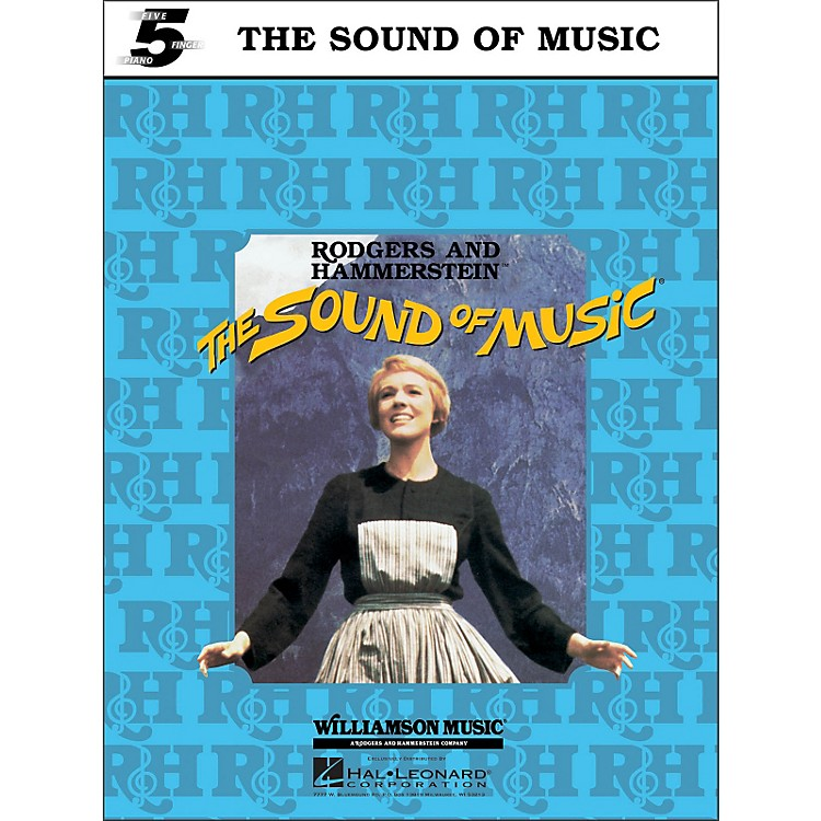 Hal Leonard Sound Of Music for Five Finger Piano