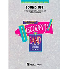 Hal Leonard Sound Off - Discovery Concert Band Level 1.5