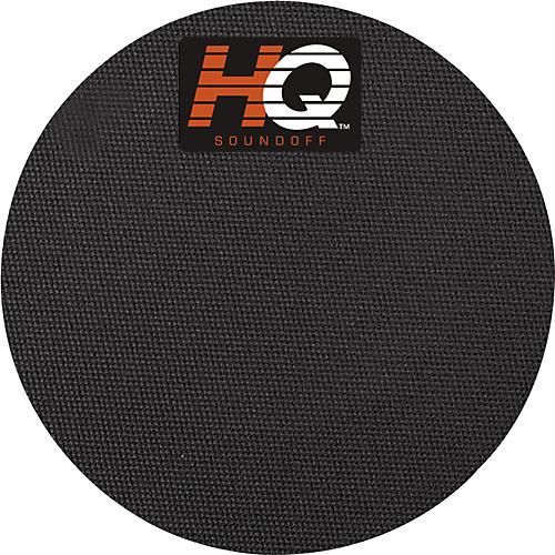 HQ Percussion Sound Off Tom Mute Black 8 in.
