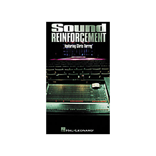 Hal Leonard Sound Reinforcement VHS Video