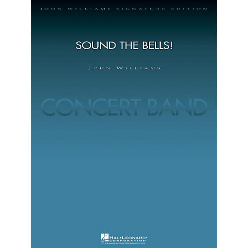 Hal Leonard Sound the Bells! (Deluxe Score) Concert Band Level 5 Arranged by Paul Lavender